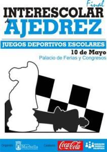 cartel final ajedrez
