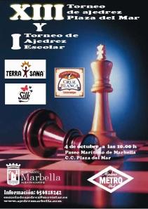 XIII Torneo plaza del mar y I Escolar