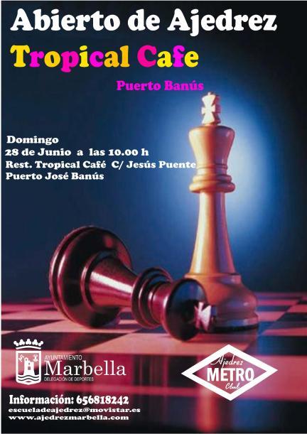 Cafetería Tropical 2015