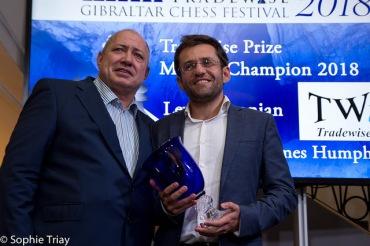 Aronian Premios